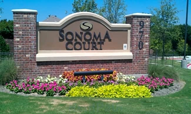 Sonoma Court - Rockwall, Texas 75087