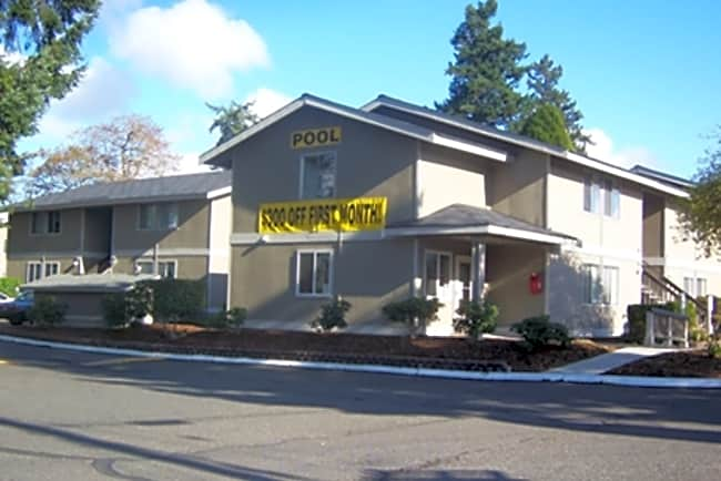 Arborcrest Apts - Tacoma, Washington 98444