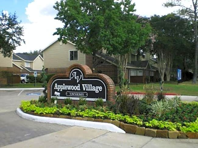 Applewood Village Townhomes - Houston, Texas 77090