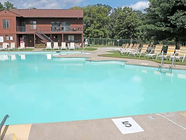 Country Club Apartments - Huntington, West Virginia 25705