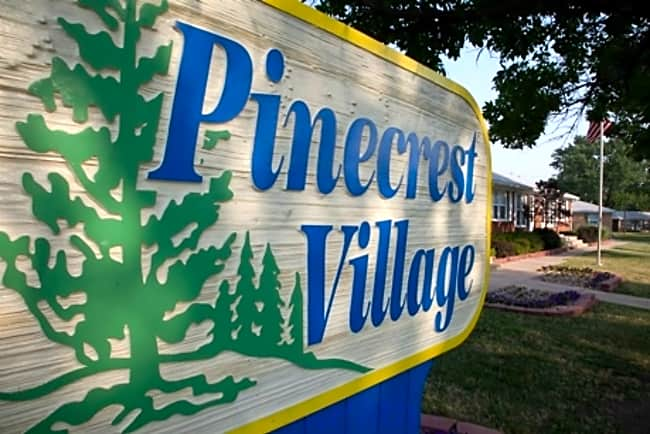 Pinecrest Village - Wichita, Kansas 67218