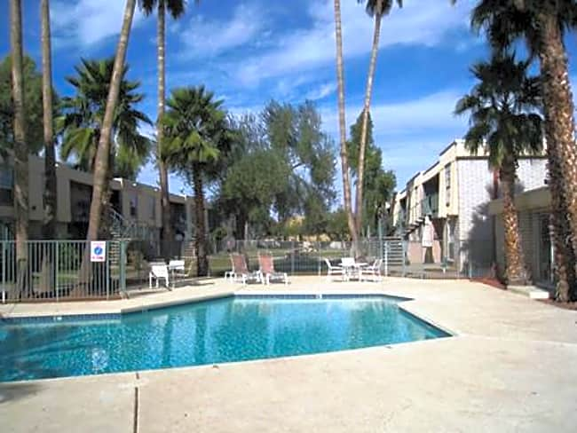 Palm Terrace - Tempe, Arizona 85281