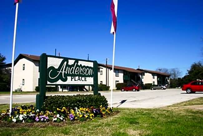 Anderson Place - College Station, Texas 77845