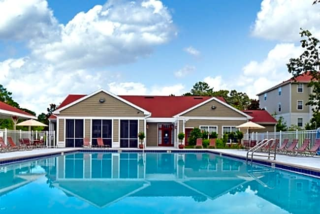 Jamestown Woods Apartments, An Active Seniors 55+ Community - Tallahassee, Florida 32308
