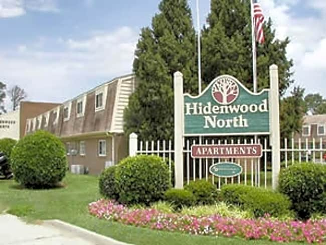 Hidenwood North - Newport News, Virginia 23606