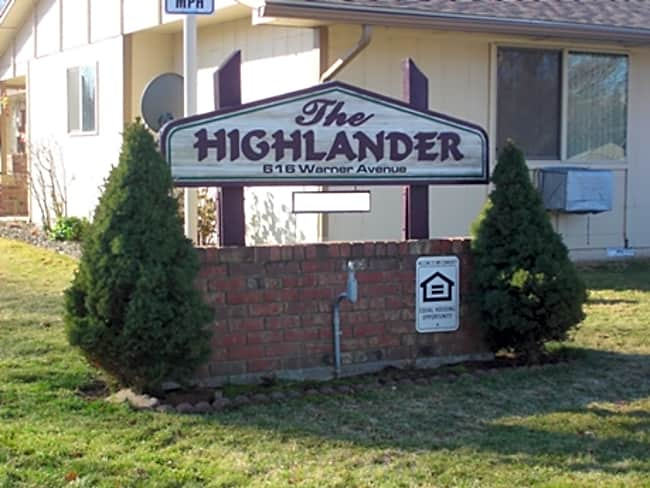 Highlander Apartments - Lewiston, Idaho