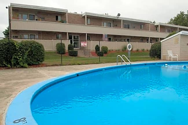 Sutton Place Apartments - Agawam, Massachusetts 01001