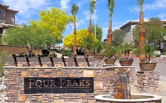 Four Peaks Condominium Homes - Fountain Hills, Arizona 85268