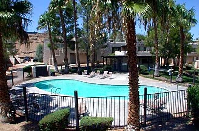 Villa Vista Apartments - Barstow, California 92311