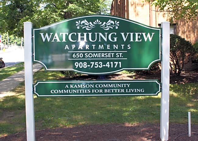 Watchung View Apartments - North Plainfield, New Jersey 07060