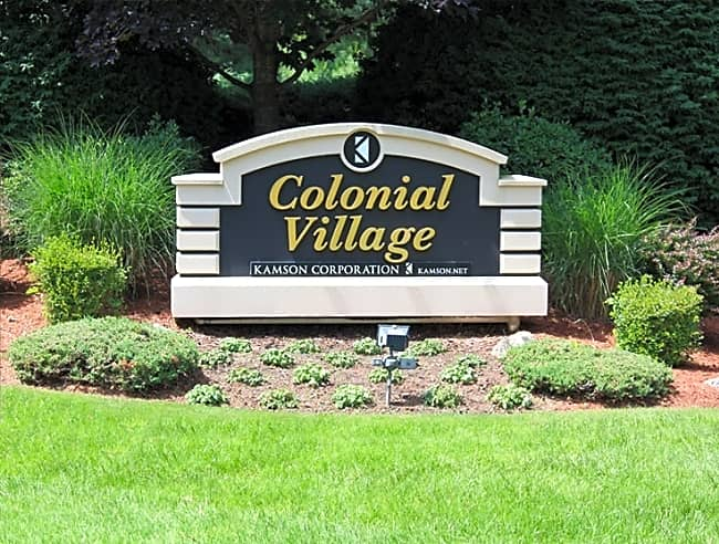 Colonial Village - Plainville, Connecticut 06062