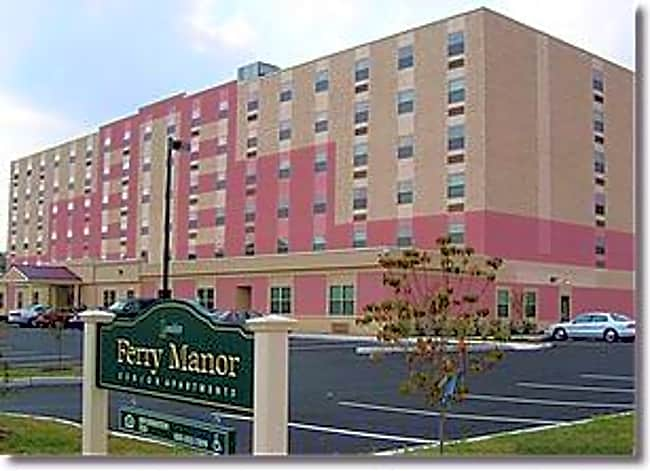 Ferry Manor Apartments - Camden, New Jersey 08104