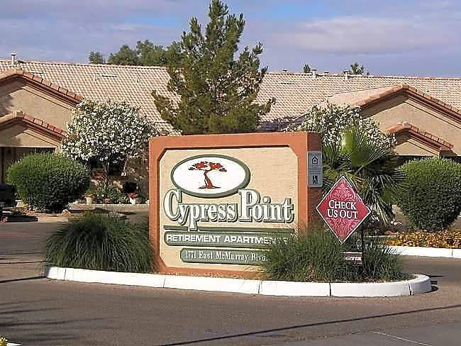 Cypress Point for Seniors 55+ - Casa Grande, Arizona