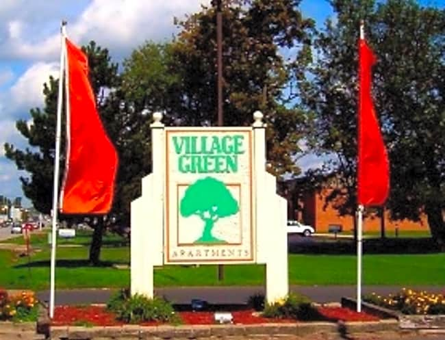 Village Green - Angola, Indiana