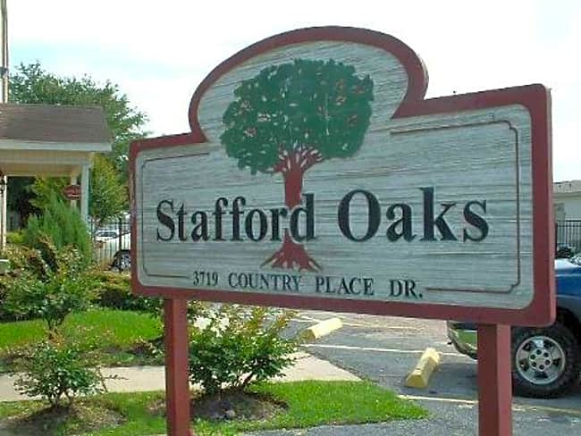 Stafford Oaks Apartments - Stafford, Texas 77477
