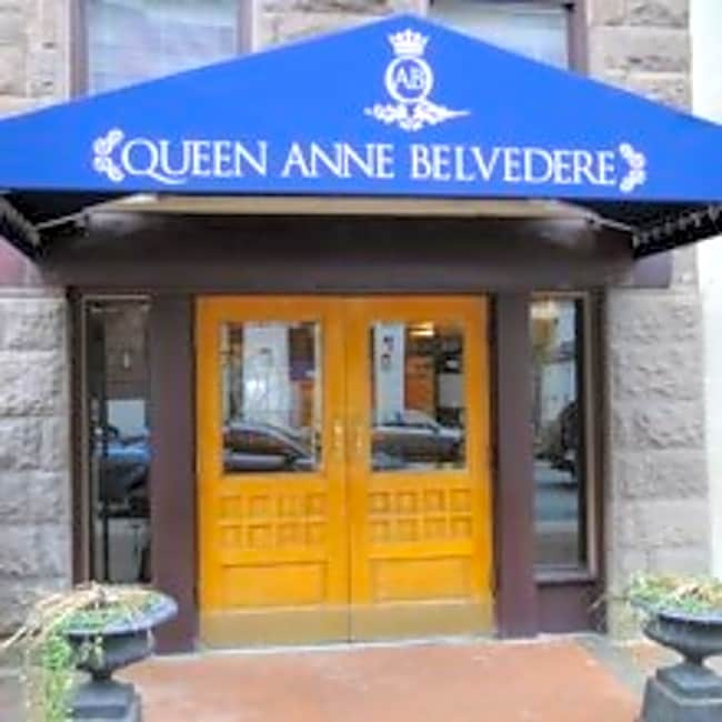 Queen Anne Belvedere - Baltimore, Maryland 21201
