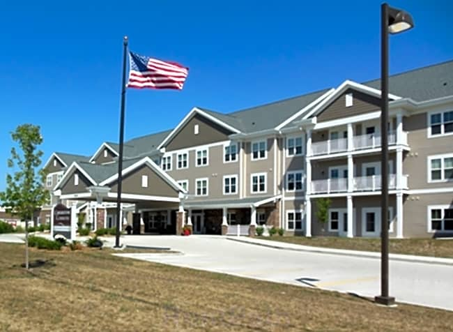 Cornerstone Commons Senior Living Apartments - Johnston, Iowa 50131