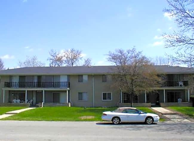 Park Forest Apartments - Indianapolis, Indiana 46226