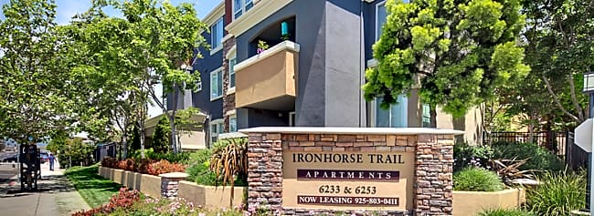 Ironhorse Trail - Dublin, California 94568