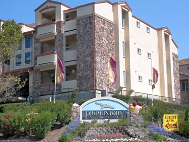 Promontory View Apartments - San Ramon, California 94583