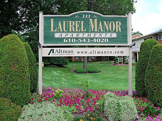 Laurel Manor - Secane, Pennsylvania 19018