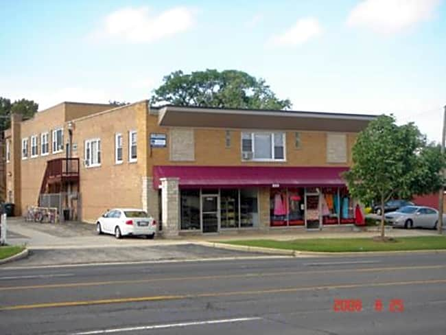 Ogden Apartments - Downers Grove, Illinois 60515