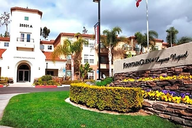 FountainGlen at Laguna Niguel 55+ - Laguna Niguel, California 92677