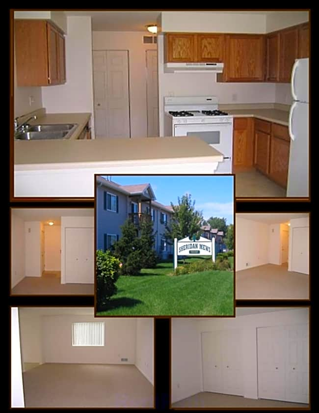 Sheridan Mews Apartments - Kenosha, Wisconsin 53143