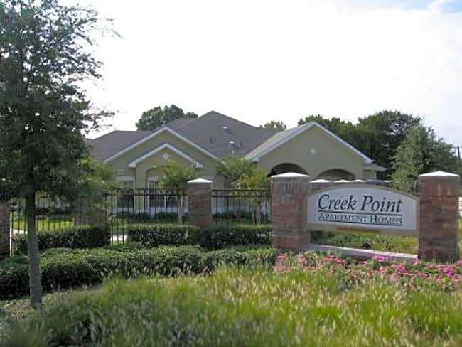Creek Point Apartment Homes - McKinney, Texas 75069