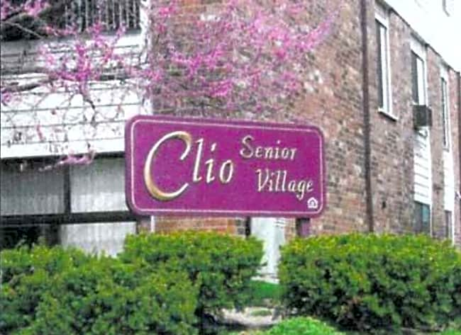 Clio Village Senior Apartments - Clio, Michigan 48420