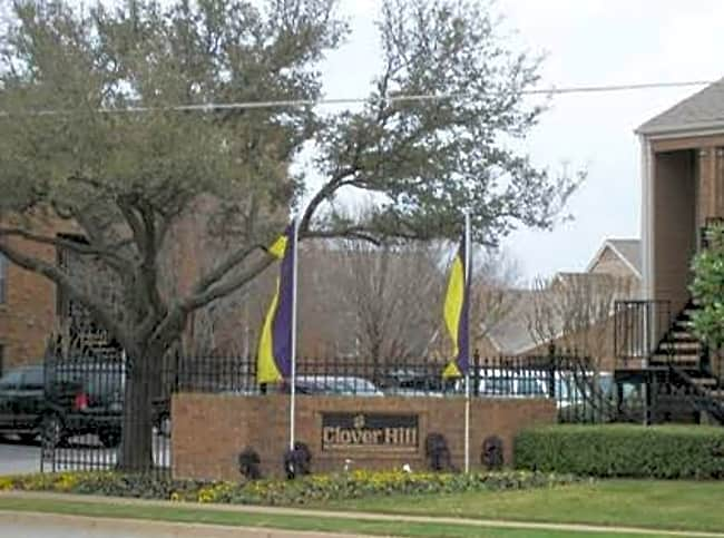 Clover Hill Apartments - Arlington, Texas 76012