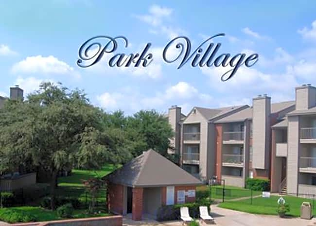 Park Village Apartments - Dallas, Texas 75237