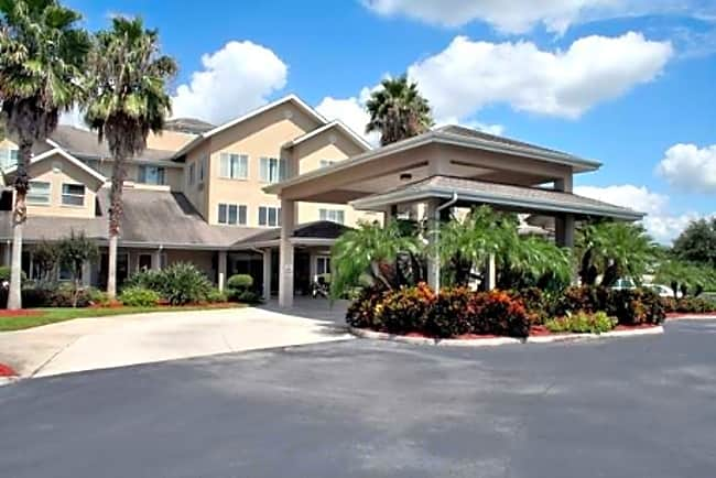 Azalea Park Independent Retirement Living - Lakeland, Florida 33803