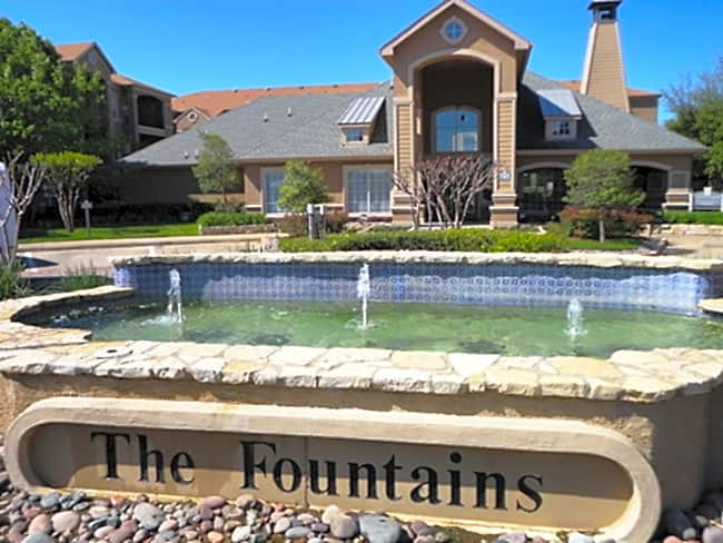 Fountains of Burleson - Burleson, Texas 76028