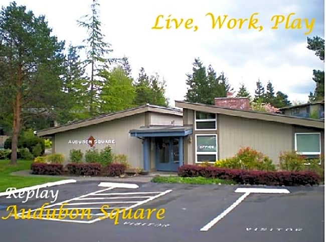 Audubon Square Apartments - Beaverton, Oregon 97008