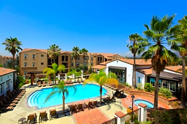 College Park Apartment Homes - Upland, California 91786