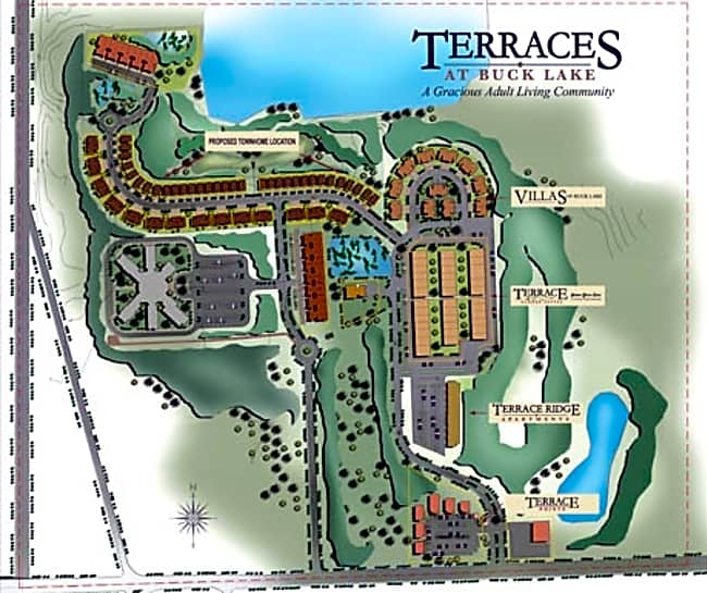 Terrace Ridge - Angola, Indiana