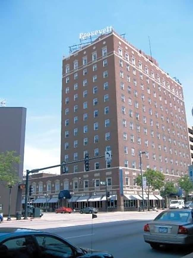 The Roosevelt - Cedar Rapids, Iowa 52401