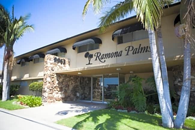 Ramona Palm Apartment Homes - Bellflower, California 90706