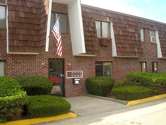 Sandy Lane Apartments - Warwick, Rhode Island 02889