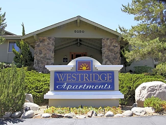 Westridge Apartments - Reno, Nevada 89523