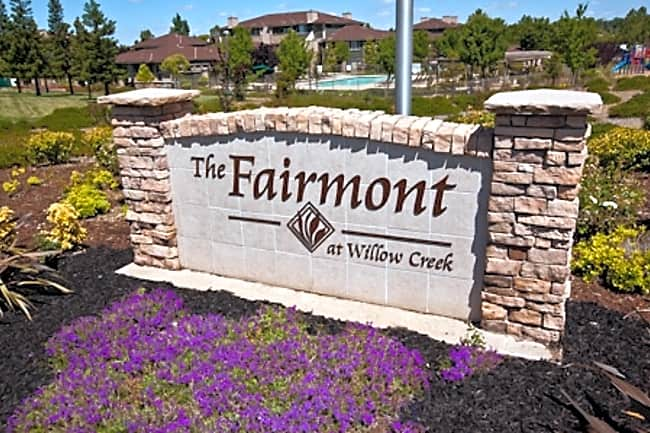 The Fairmont at Willow Creek - Folsom, California 95630