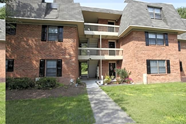 The Brittany Apartments - Burlington, North Carolina 27215