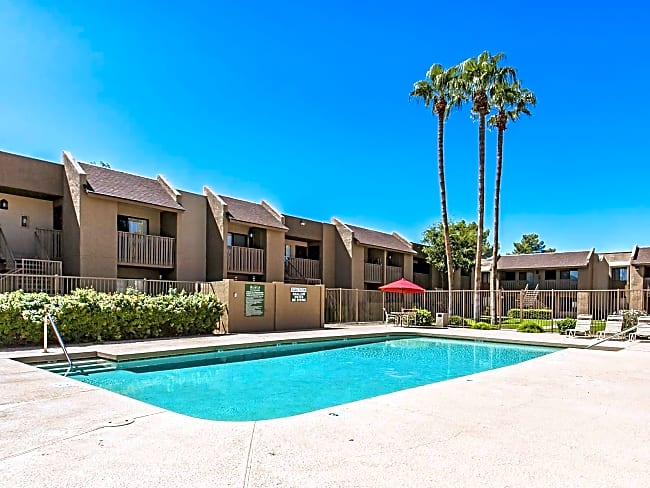 Sierra Pines - $99 Immediate Move In On 1 Bedrooms - Phoenix, Arizona 85051