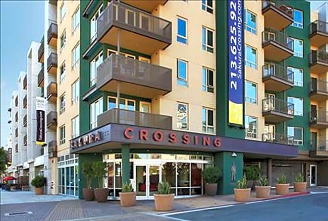 Sakura Crossing - Los Angeles, California 90012