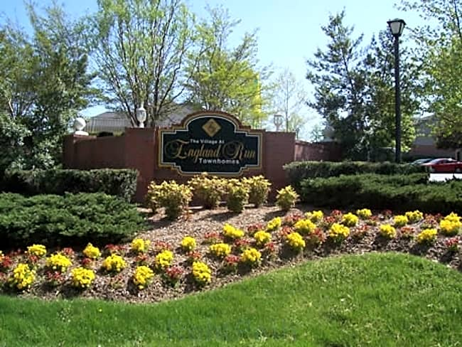 The Village at England Run Townhomes - Fredericksburg, Virginia 22406