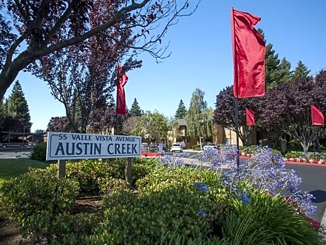 Austin Creek - Vallejo, California 94590