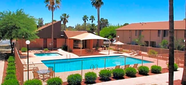 Bella Vista Townhomes - Tucson, Arizona 85716