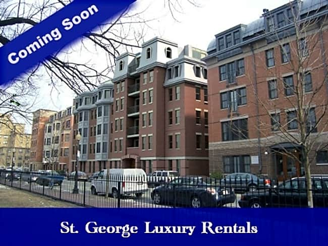 St. George's Street Apartments - Boston, Massachusetts 02118