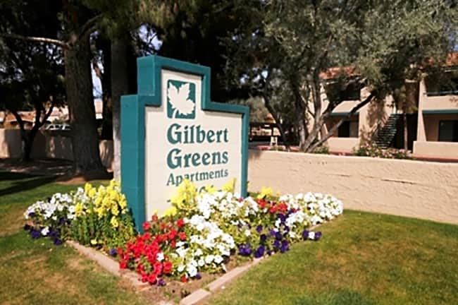 Gilbert Greens Apartments - Gilbert, Arizona 85234